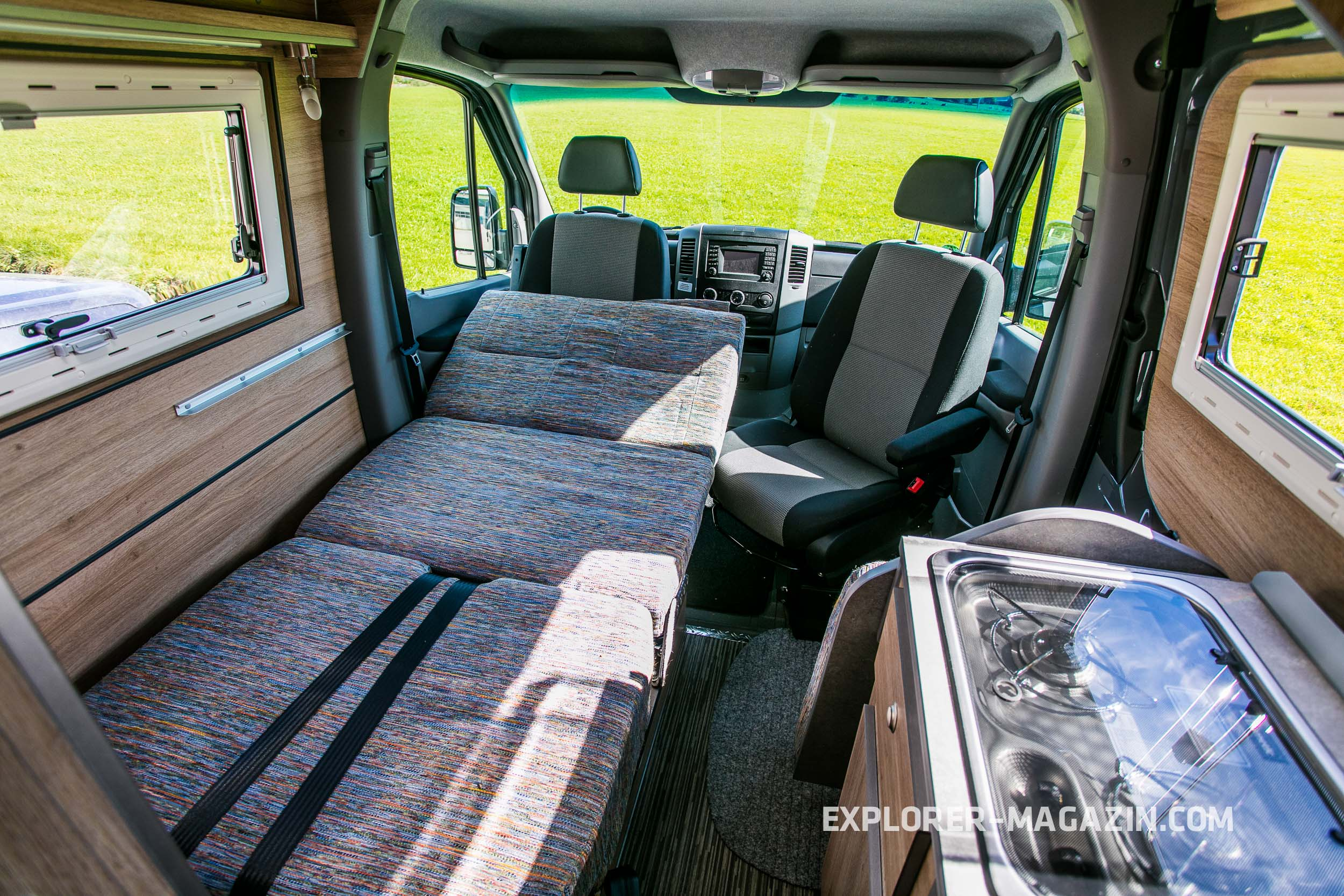 VW Crafter 4motion - Ramspeck