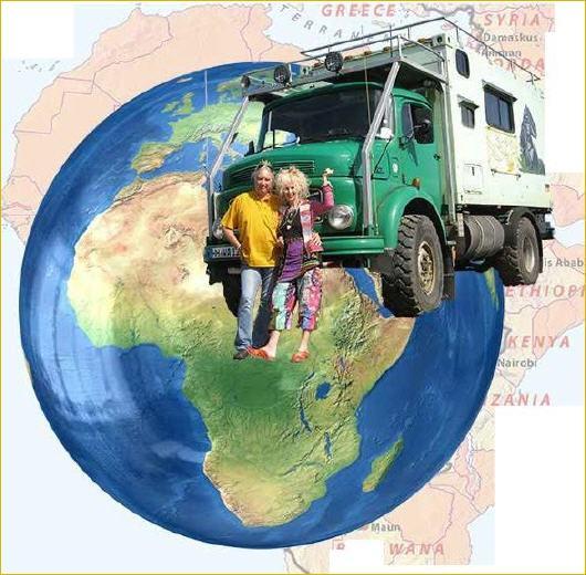 Lesestoff für Afrika-Begeisterte