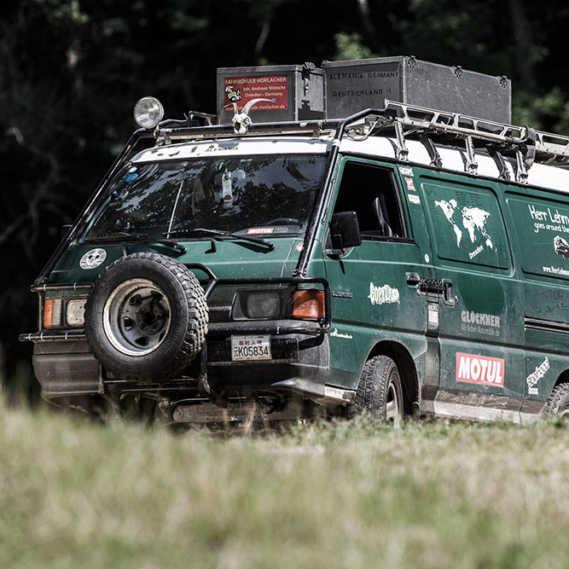 Herr Lehmann - Mitsubishi l300