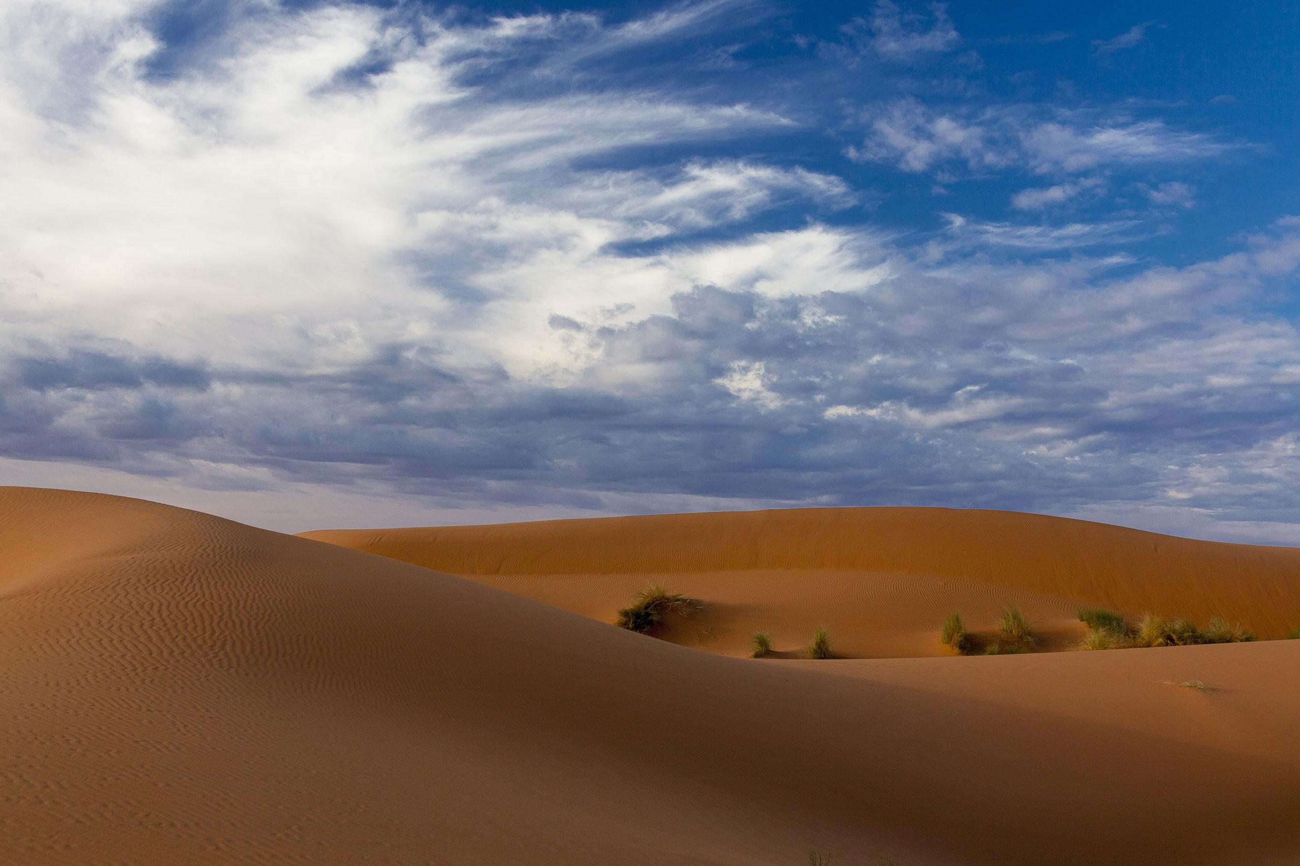 Marokko Düne
