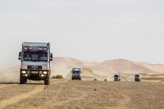 Action Mobil Konvoi
