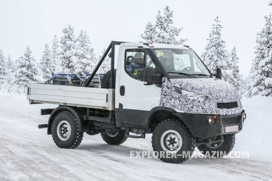 Iveco Daily 4x4 2015