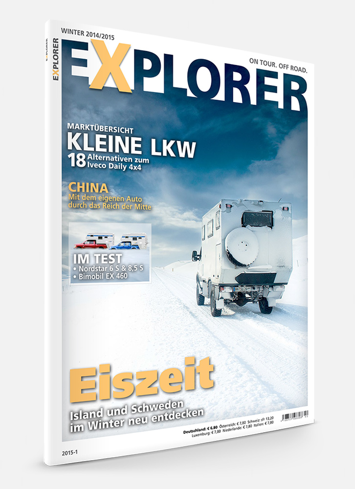 EXPLORER - Winter 2014/2015