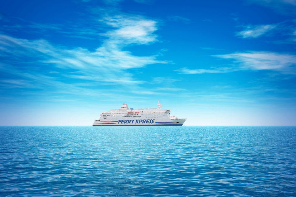 Fähre Ferry Xpress Panama Kolumbien