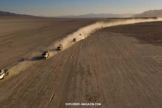 Offroad Tour Nevada USA – Chris Collard