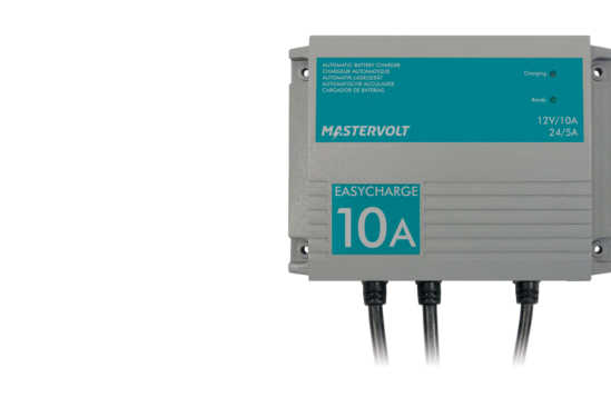 Mastervolt Ladegeräte EasyCharge 10A