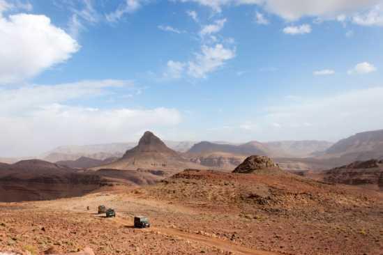 4x4-Experience Tour Marokko