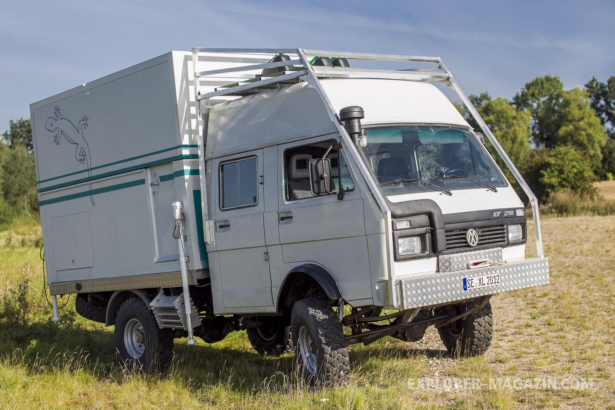 VW LT 40 4x4