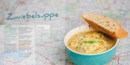 Camping Rezepte Kochbuch - Essen auf Rädern
