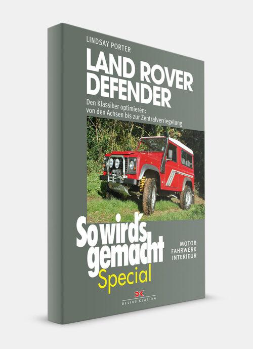 Land Rover Defender - So wird's gemacht
