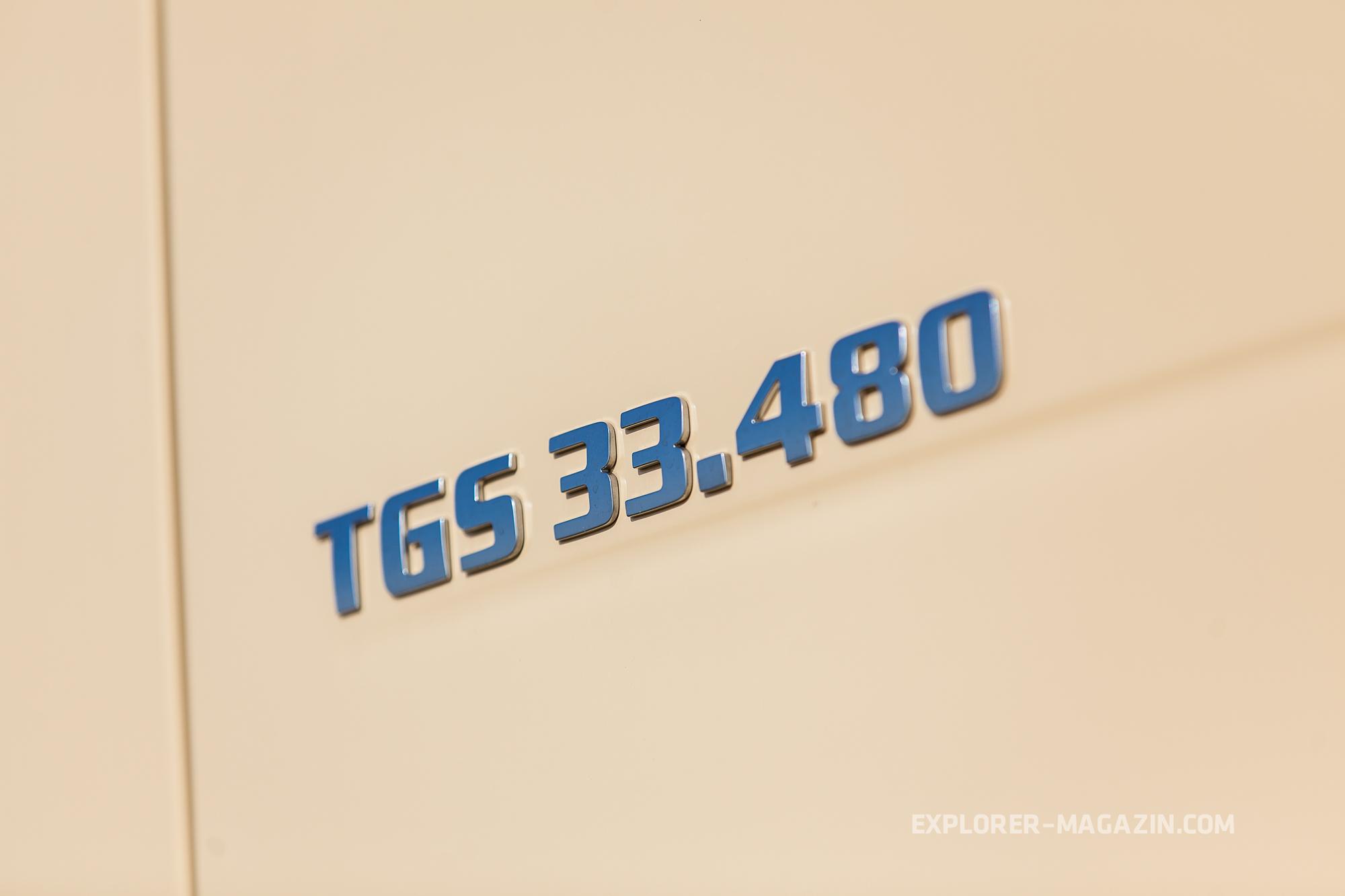 MAN TGS 6x6