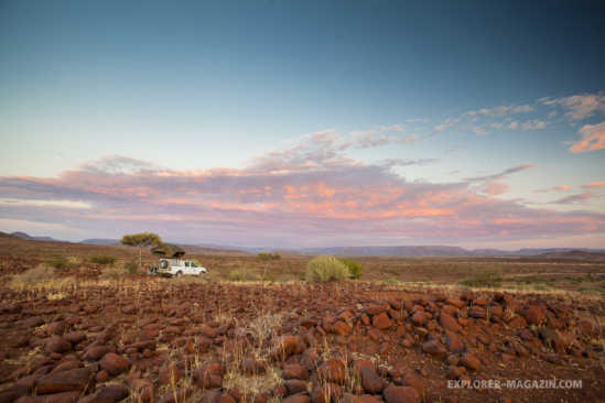 Namibia Offroad