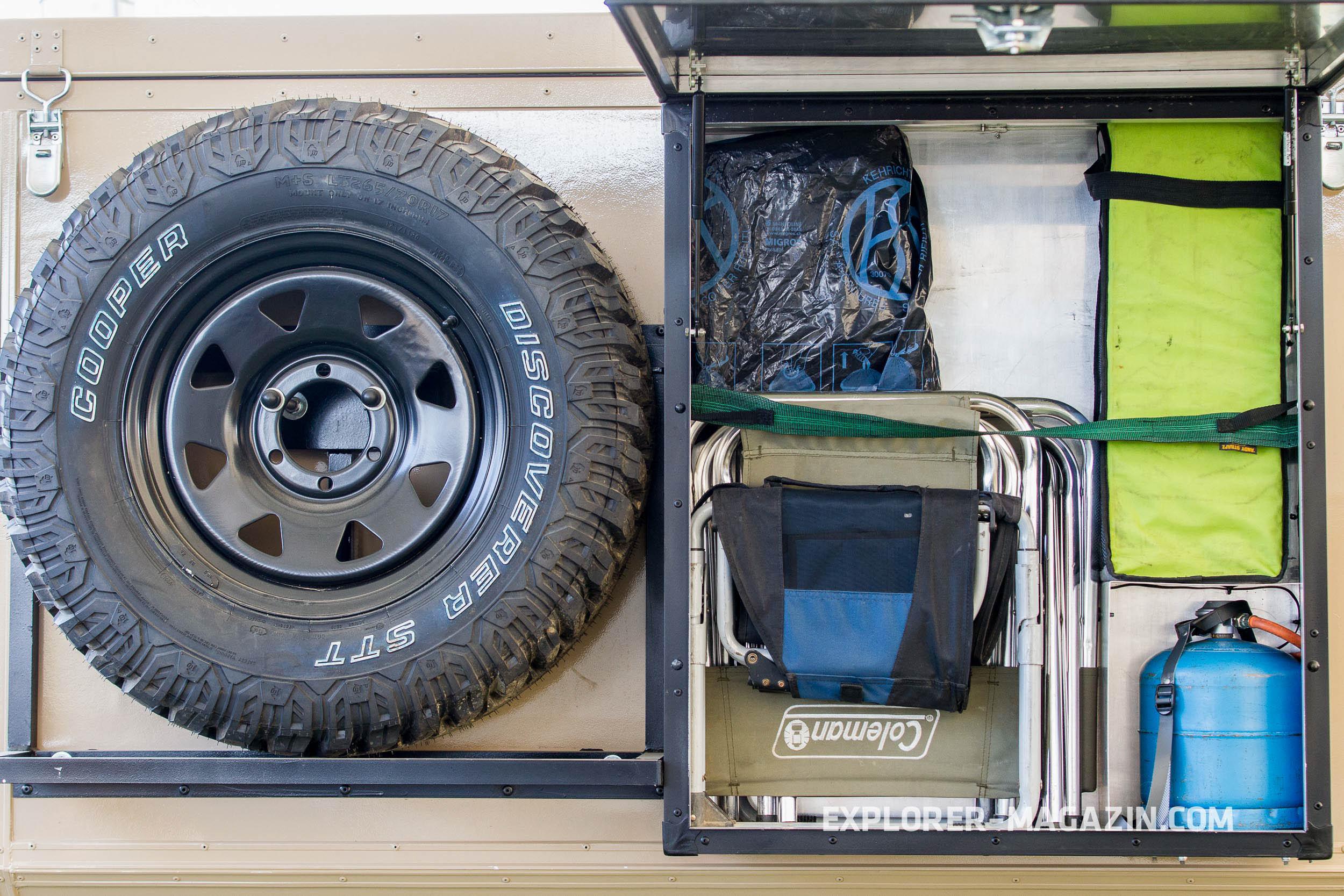 Globecamper Kabinen Test