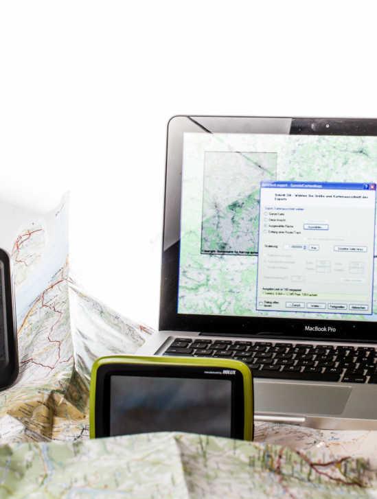 digitale Navigation