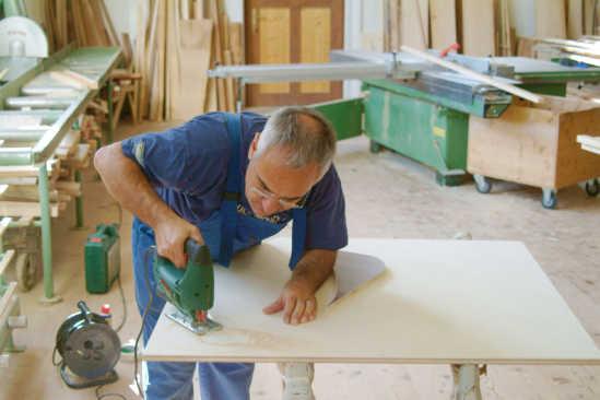 Ulrich Dolde - Wohnmobil selbst ausbauen