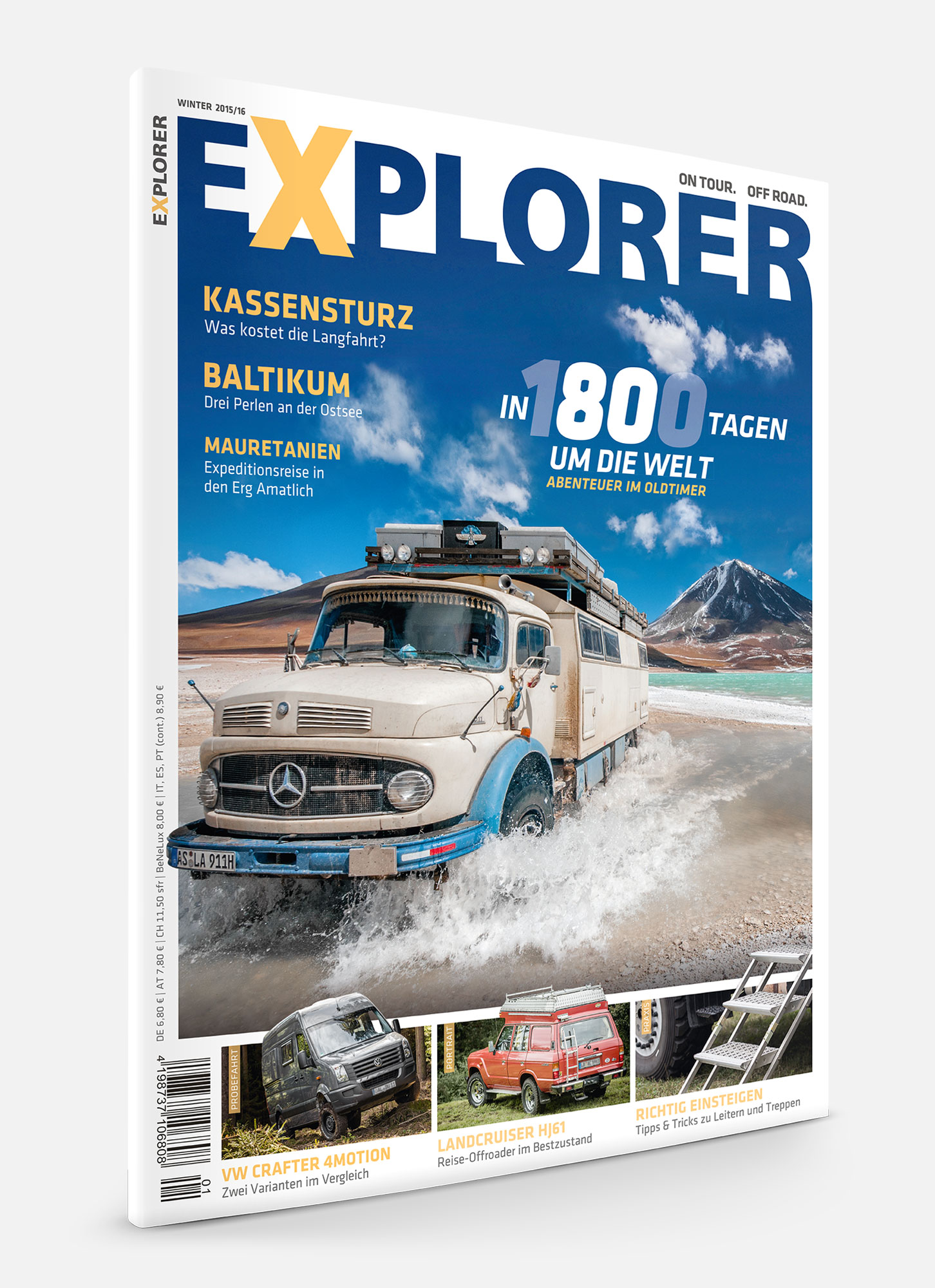 EXPLORER Ausgabe Winter 2015/2016