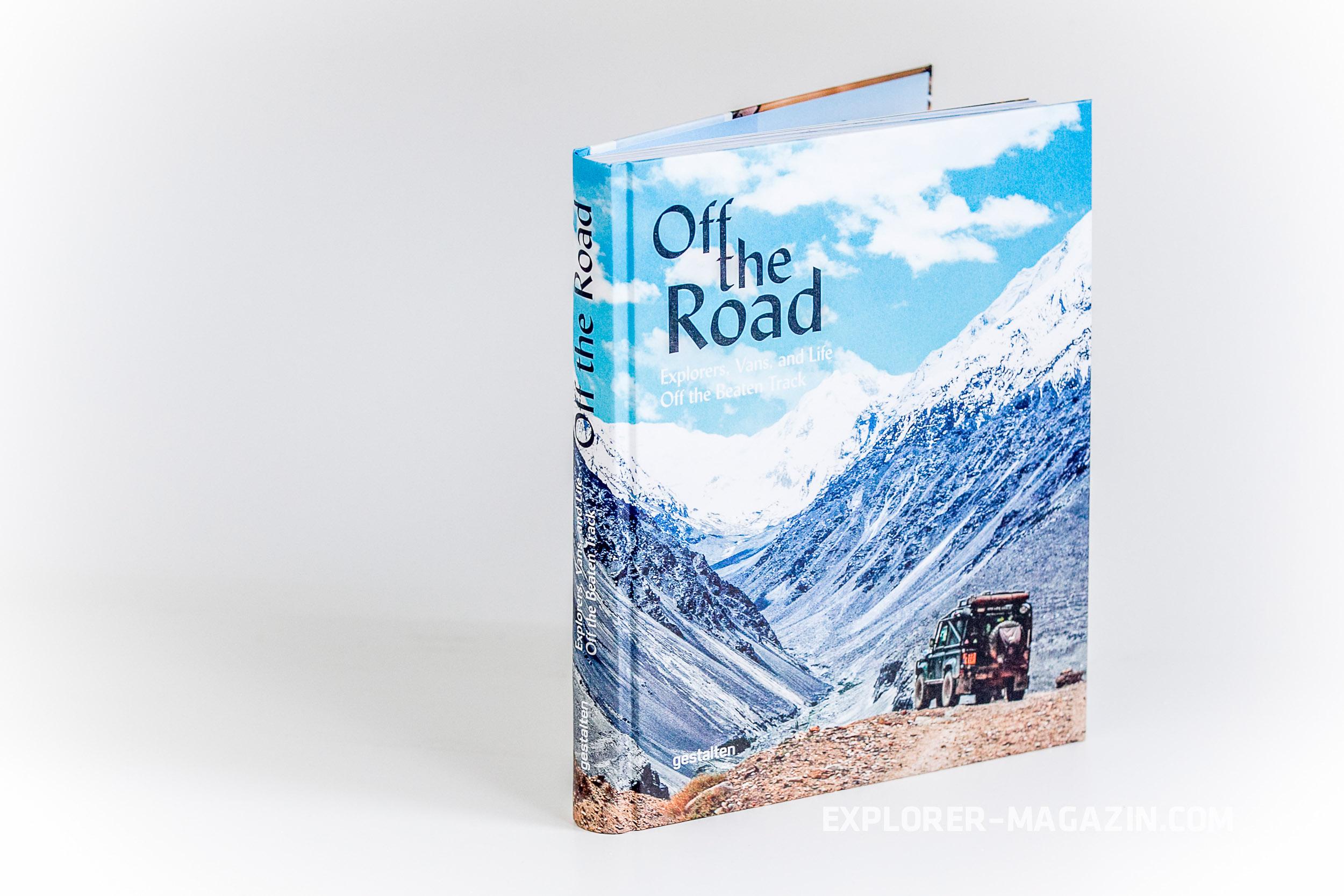Off the Road Bildband Gestalten Verlag