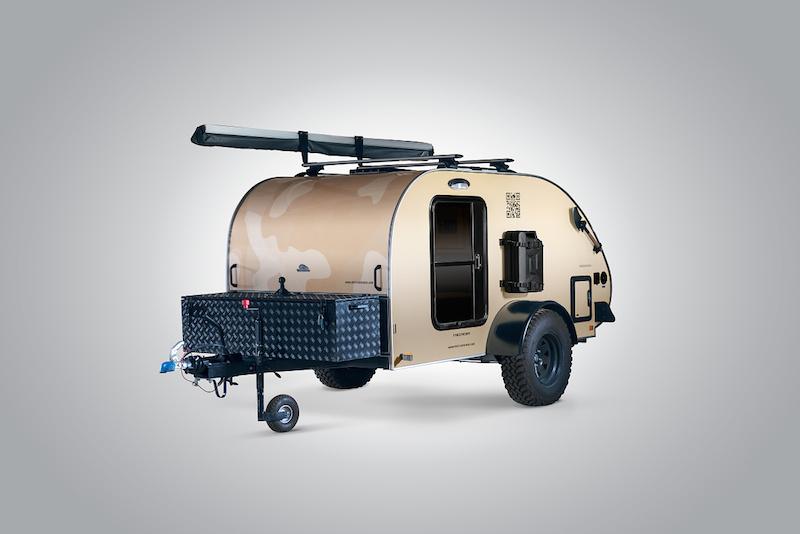 Offroad-Anhänger Mini-Wohnwagen Freerider