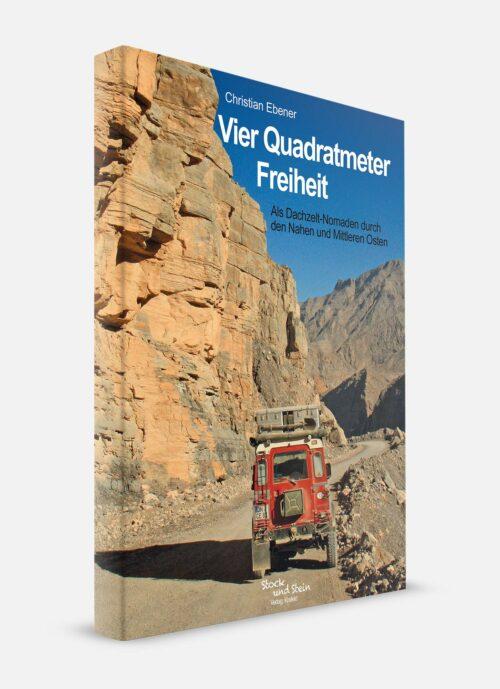 Vier Quadratmeter Freiheit Buch