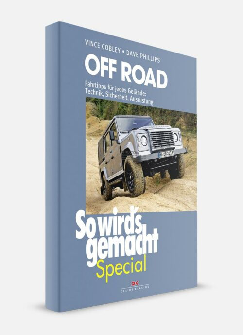 Offroad Fahrtraining Buch