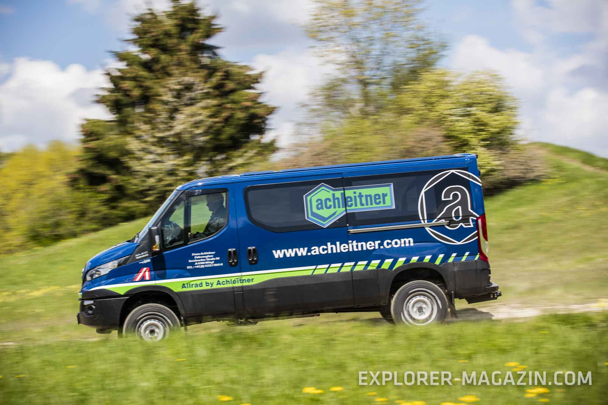 Achleitner Iveco Daily Allrad