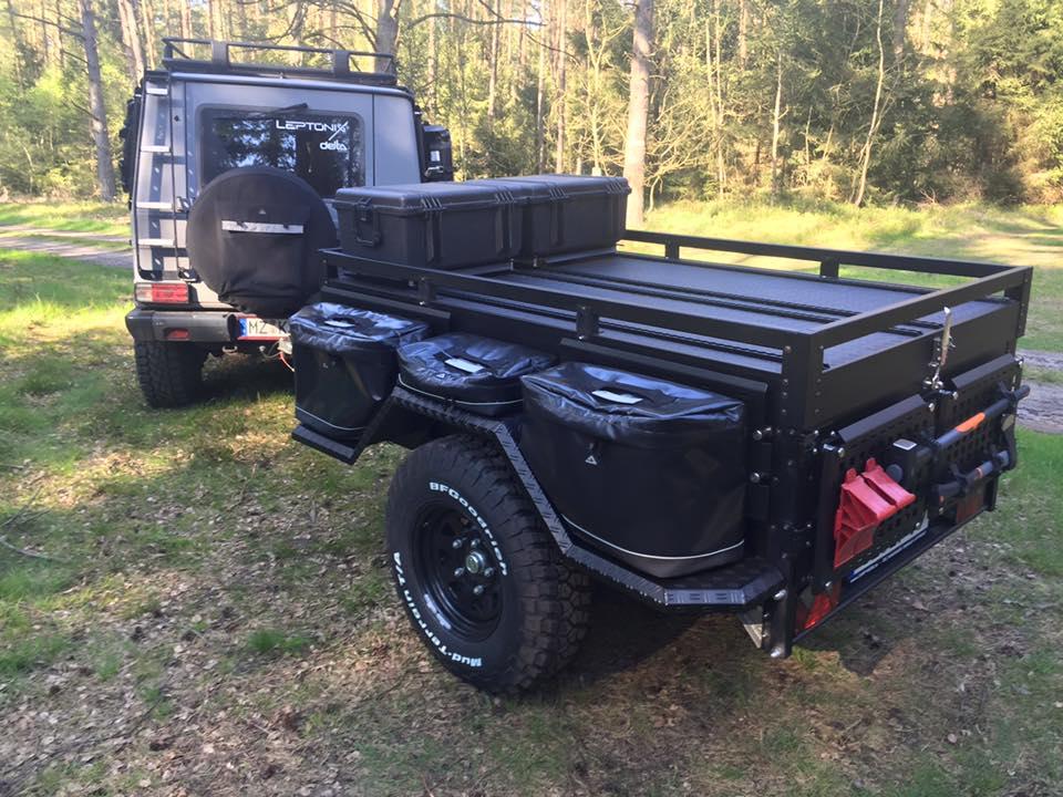 delta bags trailer
