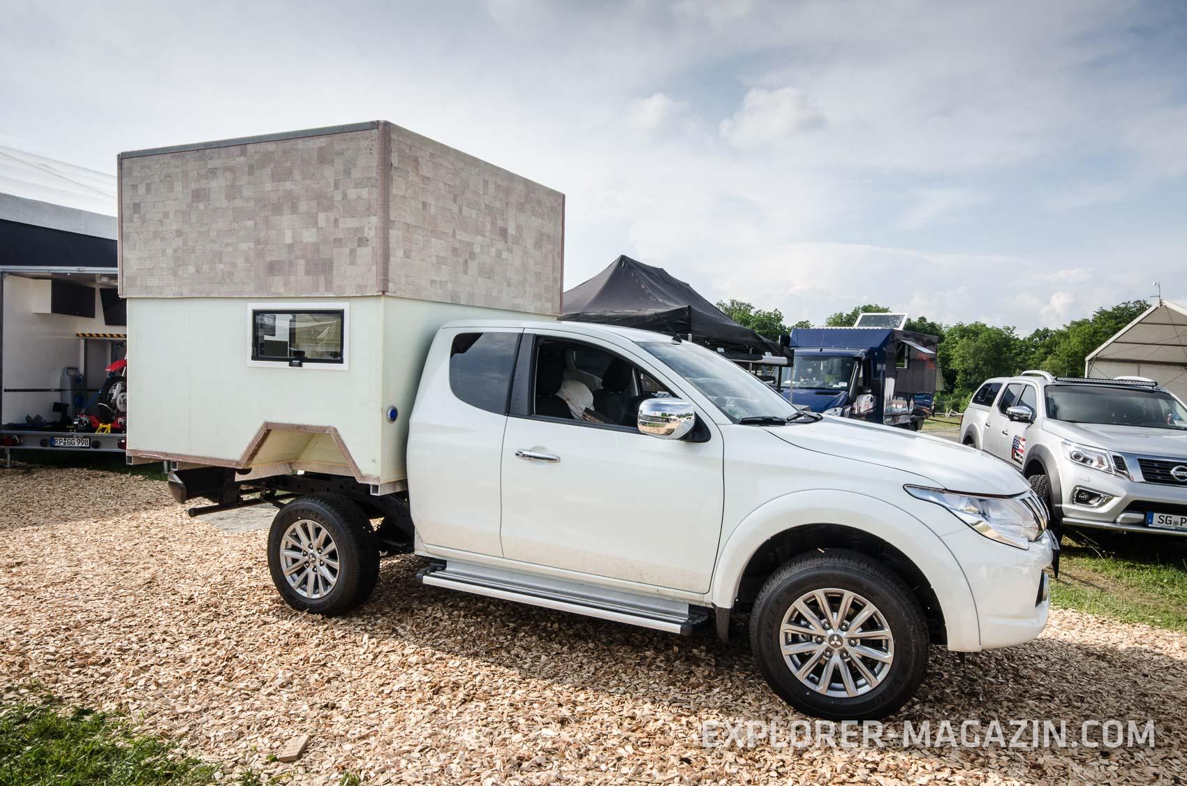 pickup kabine selbst bauen ursa minor ein projekt des. Black Bedroom Furniture Sets. Home Design Ideas