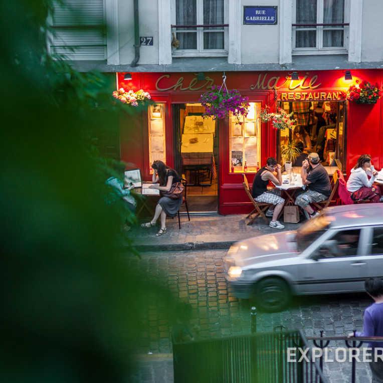 Paris Fahrverbot für alte Autos