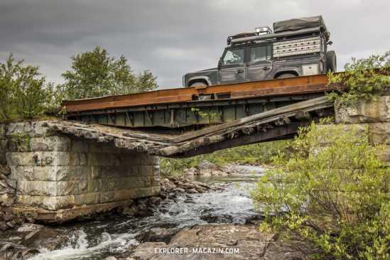 Karelien offroad entdecken