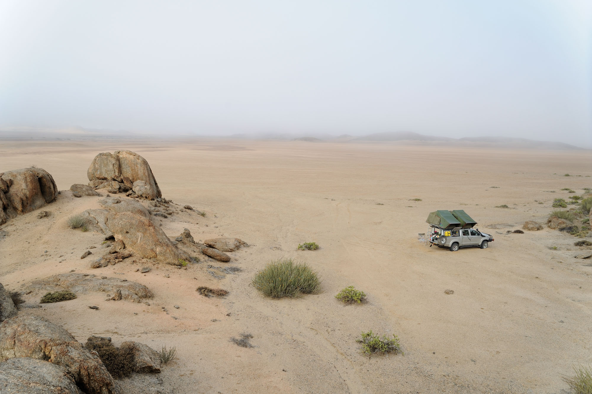 Thijs Heslenfeld in Namibia