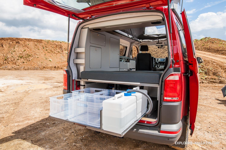 VW T6 Allrad Camper Vergleich