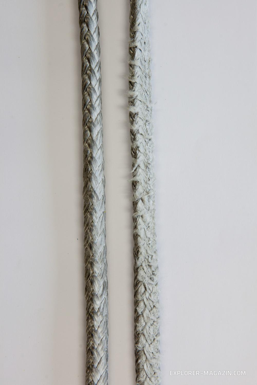 Dyneema Seil Test – Kunstfaser statt Draht | EXPLORER Magazin