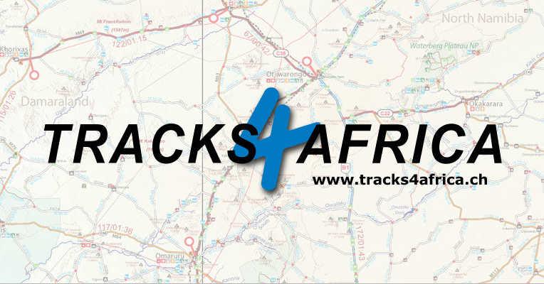 tracks4africa logo