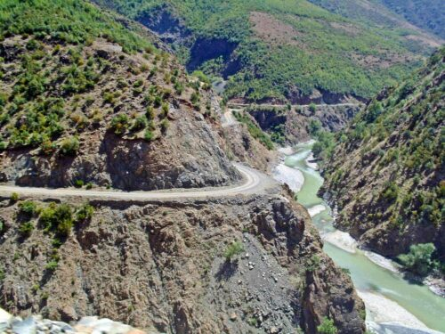 Offroad Reiseführer Albanien
