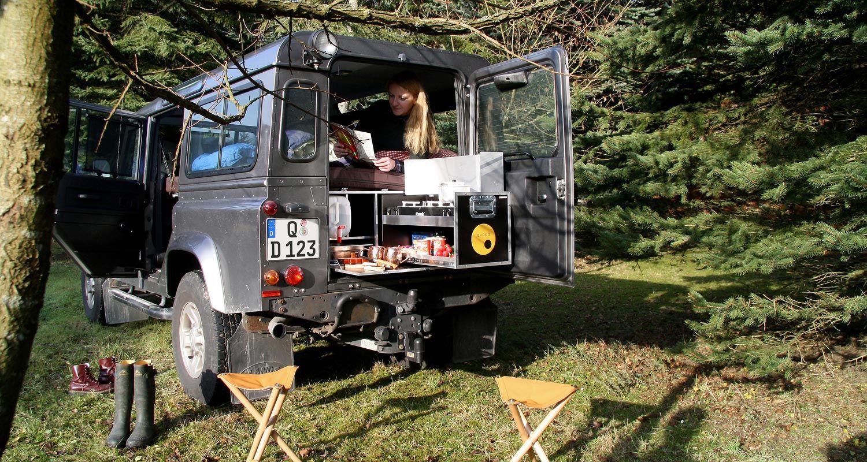Kit Camping Car Kangoo