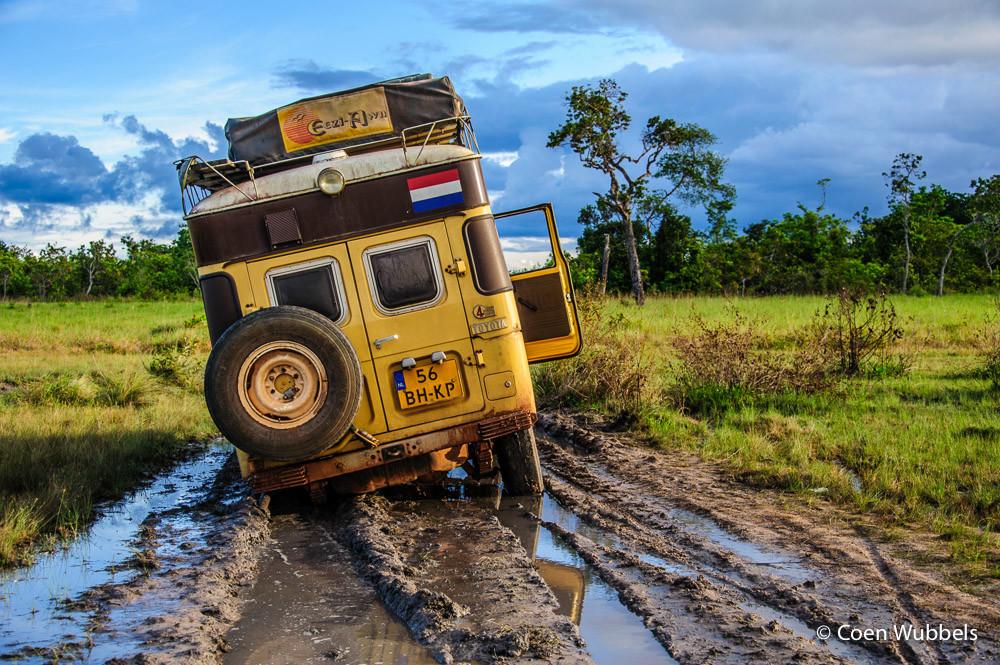 Guyana - Goldrausch