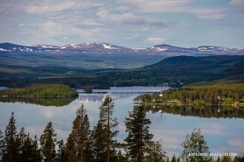 Lappland offroad erleben