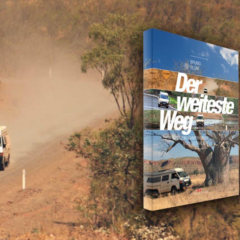 Der weiteste Weg - Buch Australien - Bruno Blum