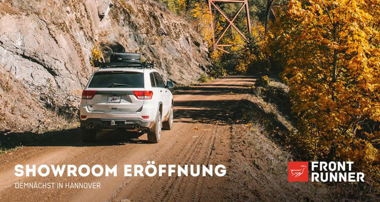 Front Runner Outfitters Eröffnung Hannover