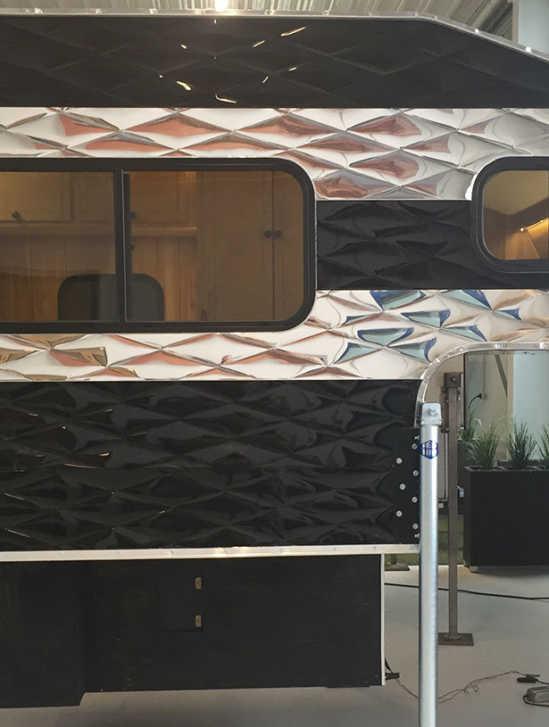 Camp Crown Retreat Pickup Kabine