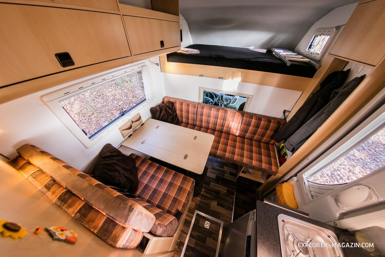 Ford Transit 4x4 Wohnmobil - Batari & Extrem Fahrzeuge