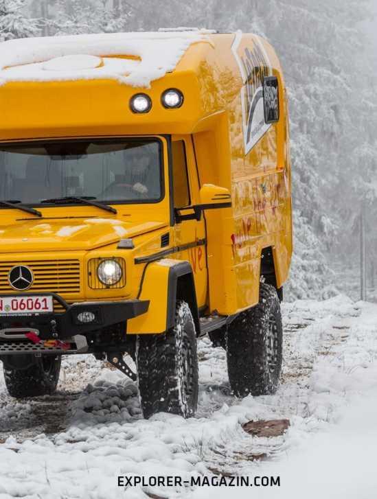 Le-Tech Lennson 3C Mercedes-G – Vergleichstest