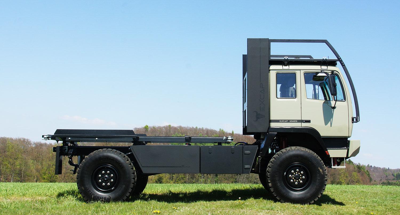 Steyr 12M18 Doppelkabine
