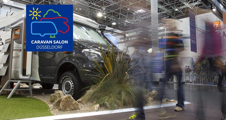 Caravan Salon Düsseldorf 2017