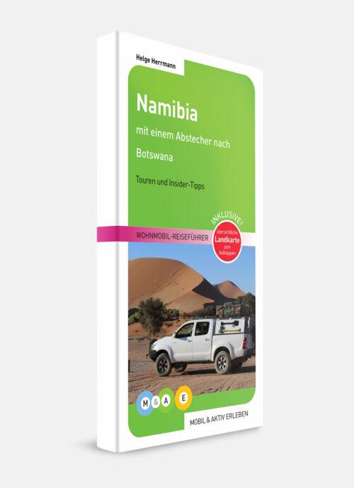 Wohnmobil Reiseführer Namibia