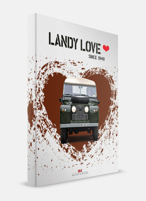 Landy Love - Land Rover Buch