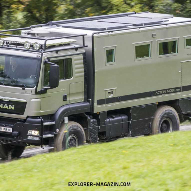 Action Mobil Atakama 5800 – Allrad Wohnmobil