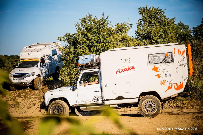 PSI Azalai Offroad Pickup-Kabinen