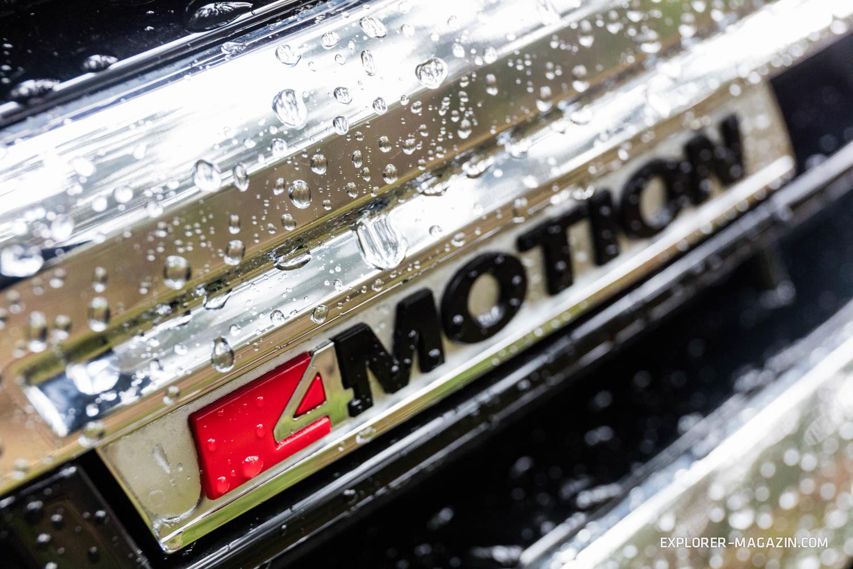 VW Crafter 4Motion mit Seikel-Umbau