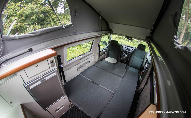VW T6 4Motion Allrad Campingbus – Campmobil HK 4.9